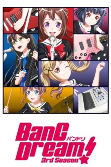 BanG Dream! 3rd Season (Sub Español)