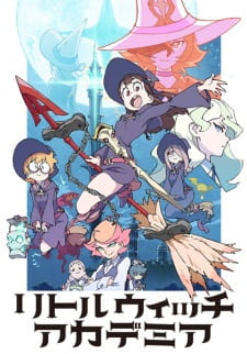 Little Witch Academia (TV) (Sub Español)