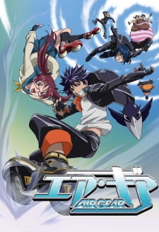 Air Gear (Sub Español)