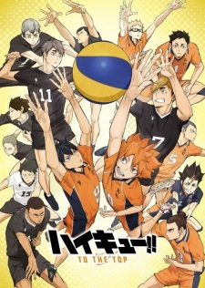 Haikyuu!!: To the Top 2nd Season (Sub Español)