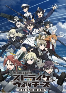Strike Witches: Road to Berlin (Sub Español)