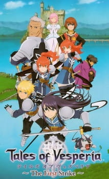 Tales of Vesperia: The First Strike (Sub Español)