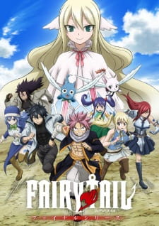 Fairy Tail: Final Series (Sub Español)