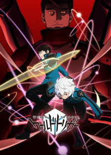World Trigger 2nd Season (Sub Español)