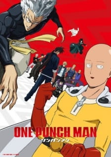One Punch Man 2nd Season (Sub Español)