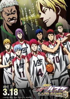 Kuroko no Basket Movie 4: Last Game (Sub Español)
