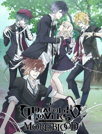 Diabolik Lovers More,Blood (Sub Español)