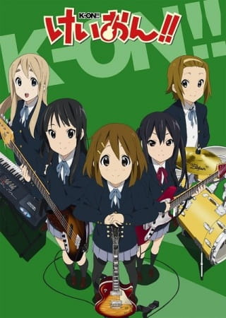 K-On!! Season 2 (Sub Español)
