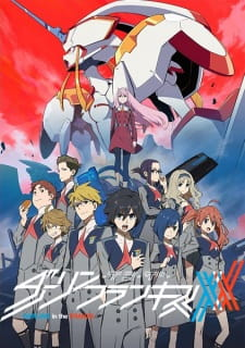 Darling in the FranXX (Sub Español)