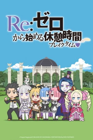 Re:Zero kara Hajimeru Break Time (Sub Español)