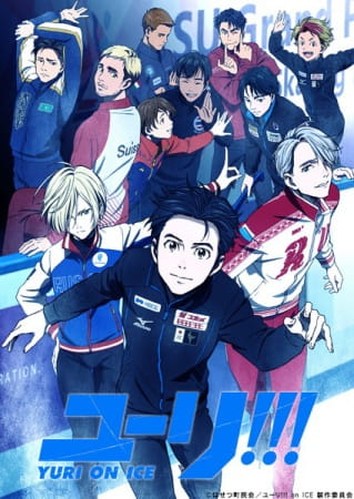Yuri!!! on Ice (Sub Español)