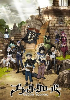 Black Clover (TV) (Sub Español)