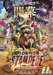 One Piece Movie 14: Stampede (Sub Español)