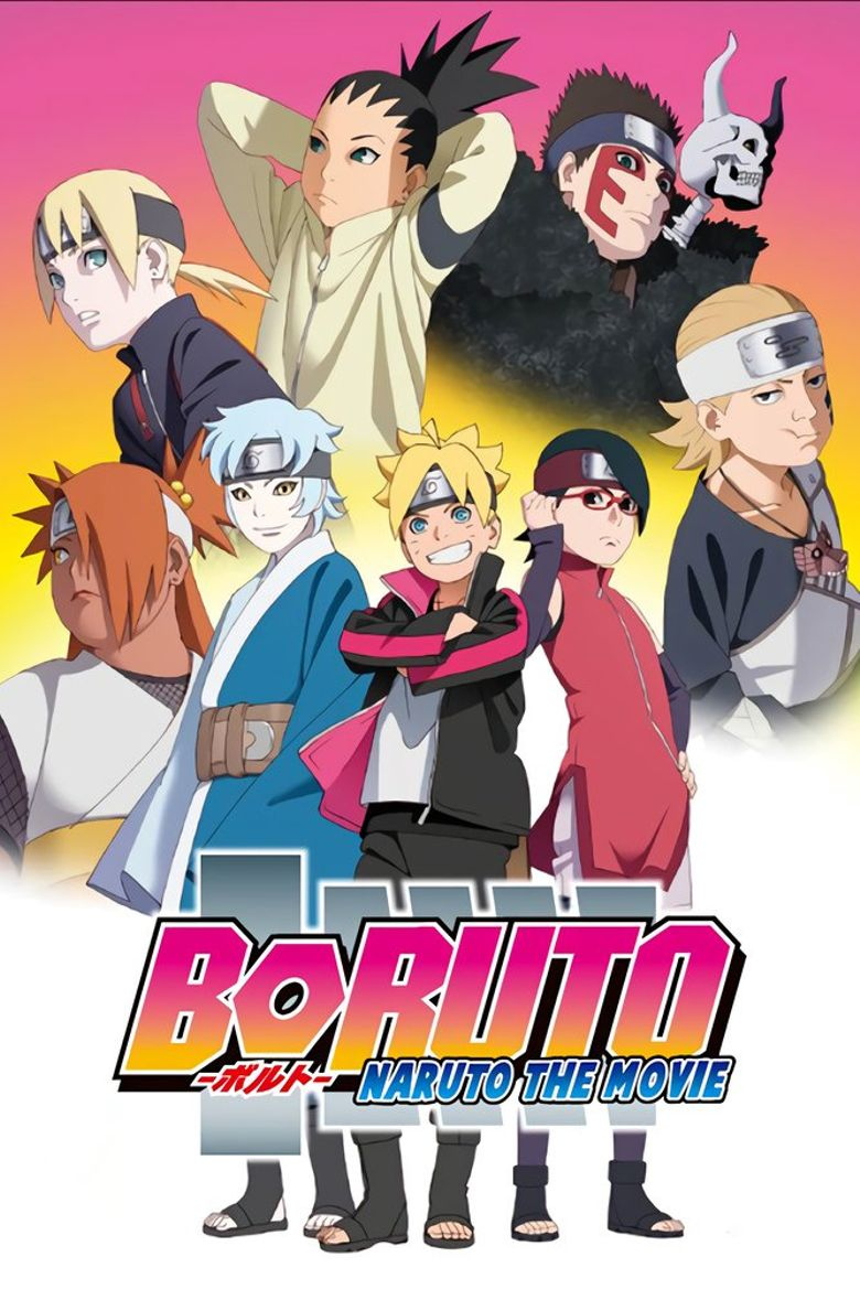 Boruto: Naruto the Movie (Sub Español)