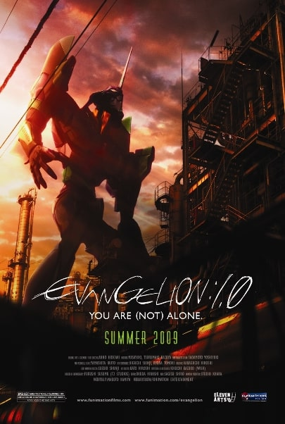 Evangelion: 1.0 You Are (Not) Alone (Audio Latino)