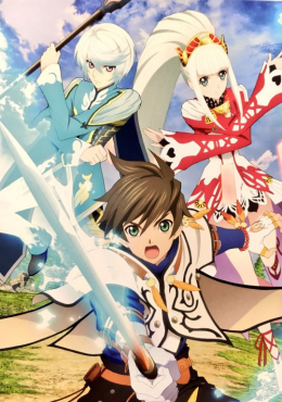 Tales Of Zestiria The X  (Audio Latino)