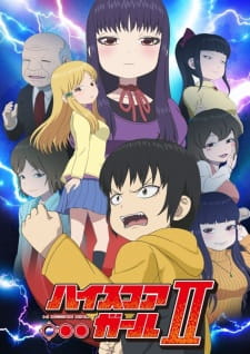 High Score Girl II Sub Español