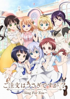 Gochuumon wa Usagi Desu ka??: Sing for You (Sub Español)