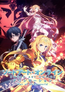 Sword Art Online: Alicization - War of Underworld - 1080p (Sub Español)