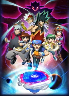 Metal Fight Beyblade 4D (Audio Latino)