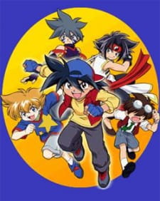 Bakuten Shoot Beyblade 2002 (Audio Latino)