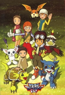 Digimon Adventure 02 (Audio Latino)