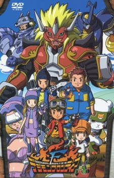 Digimon Frontier (Audio Latino)
