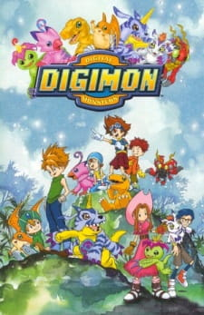 Digimon Adventure (Audio Latino)
