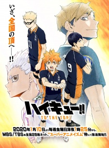 Haikyuu!!: To the Top (Sub Español)